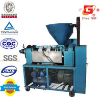 Customer materials accept mill use auto groundnuts oil extraction machine