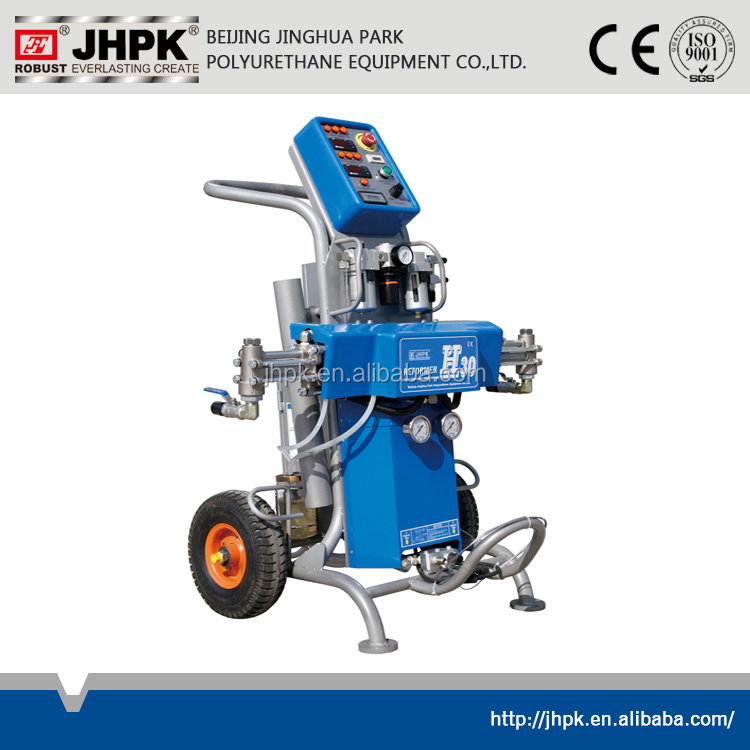 polyurethane spray foam insulation machine