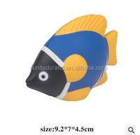 cheap anti stress toys fish bouncing toy animal shaped stress ball