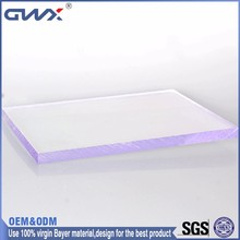 100% Virgin Bayer Material Solid White Polycarbonate Sheet Price
