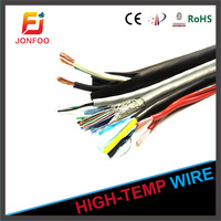 Low voltage computer cable AWM UL1331 teflon (fluorine plastic) FEP electric wire cable
