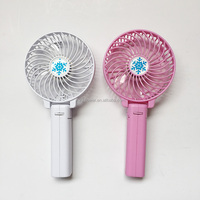 Portable handy mini USB rechargeable air cooler fan