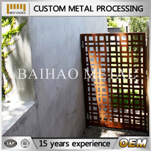 Stainless steel aluminium fabrication work