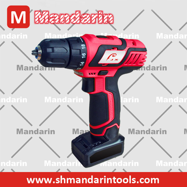 DC motor for cordless drill
