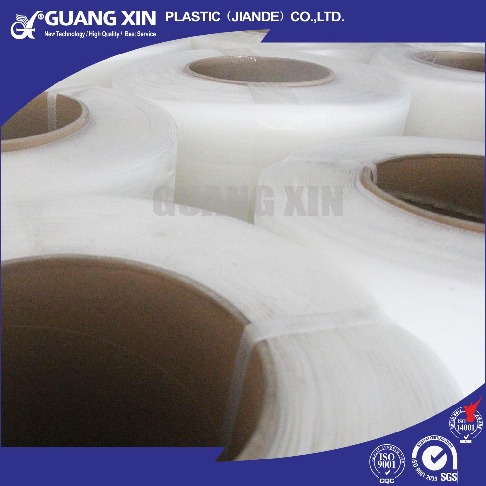 Split Resistance smooth or emboss plastic strips for packaging