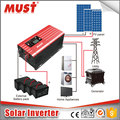MUST brand ac dc 5kw power inverter dc48v for battery back up