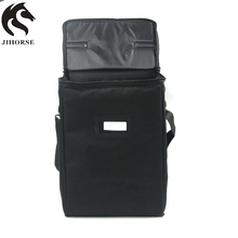 Durable Black Oxford Bag Lighting Equipment Carry Bag