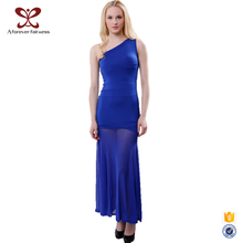 2016 Maxi dress For Women,Designer One Piece Party Dress,Chiffon Splice Sexy Girls Party Dresses