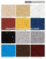 Modern design composite quartz countertop made in China
