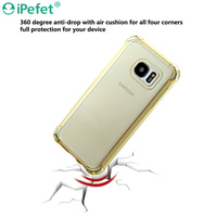 OEM/ODM Factory Directly tpu phone cases back covers for Samsung Galaxy S7