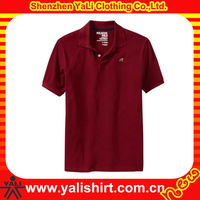 2013 OEM new breathable embroidery short sleeve cotton cute couple shirt design polo t shirt