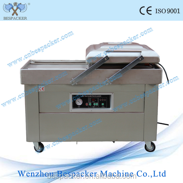 Tea Package Vacuum Machine with Gas