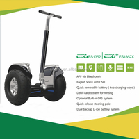 Eswing 2016 63v Es6+ brushless motor Max 35km electric scooter folding scooter portable scooter