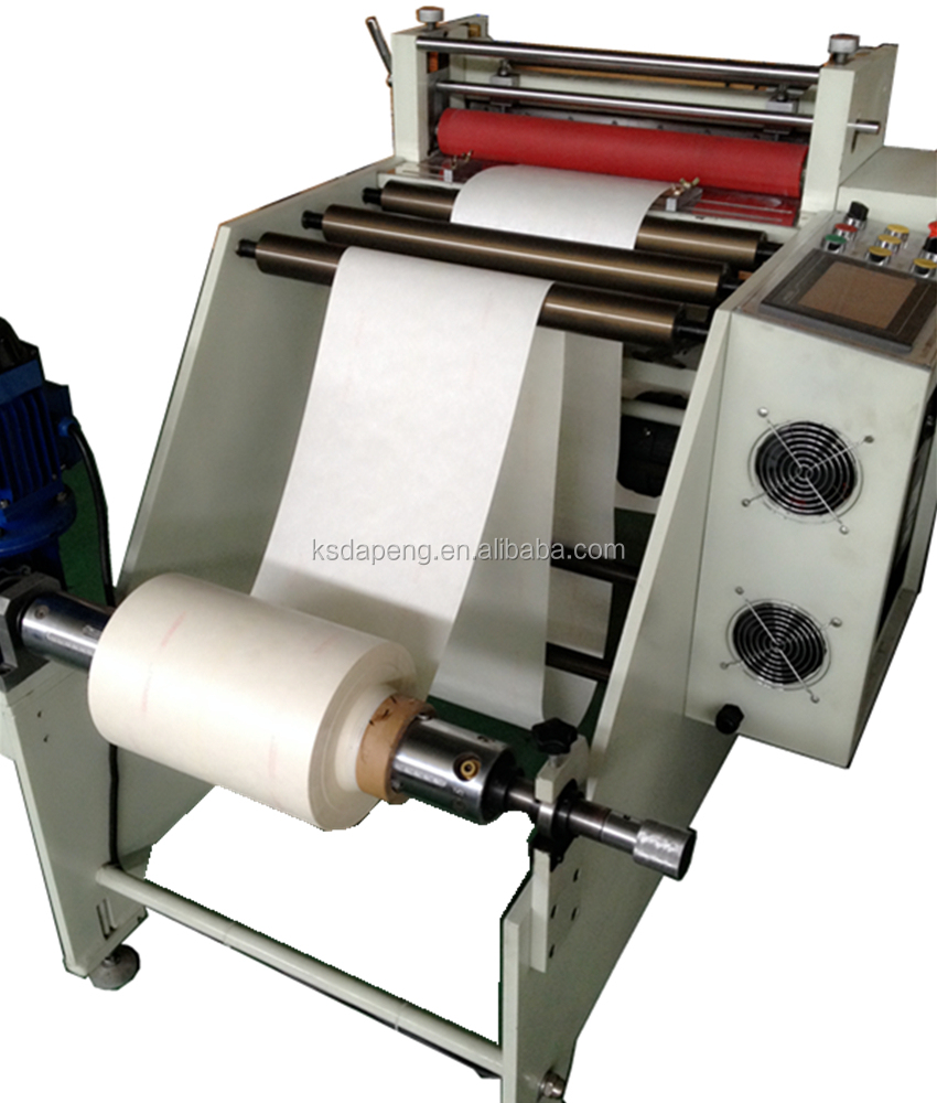 500mm Paper Roll To Sheet Cutting Machine Buy Roll To