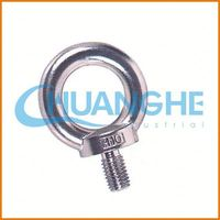 Cheap wholesale m8-m56 carbon steel high tensile double eye bolts!