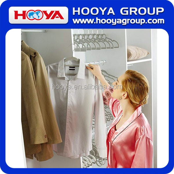 5pcs/lot Multifunction Closet Complete Ultra Thin Non Slip Velvet Suit Hangers Colorful with Two Clip for Trousers