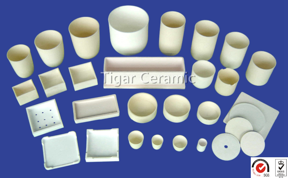 boron nitride ceramic crucible with attractive offer and stable quality