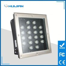 AC 24V 220V low price underground lighting led cover 220v 3w outdoor rubber swimming pool