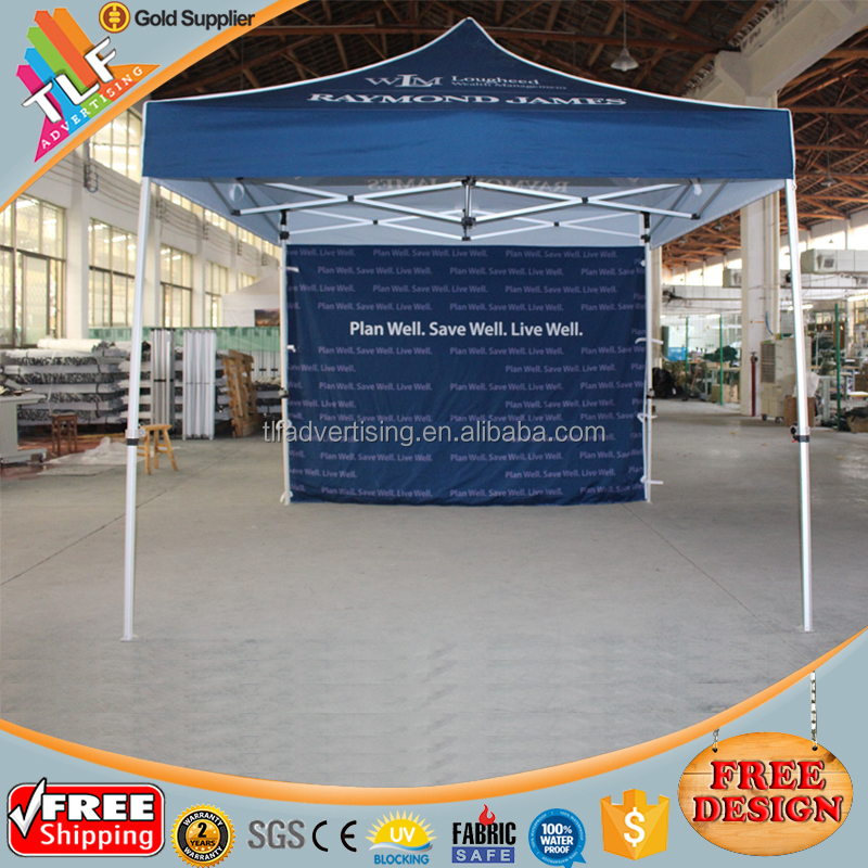 3mX3m High Quality Aluminum Folding Gazebo/Square Tent/Marquee Canopy for advertising