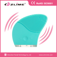 Waterproof Silicone Face Brush Skin Scrubber Sonic Face Brush
