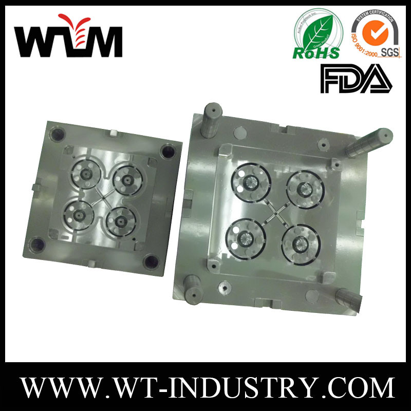 rubber TPU medical parts plastic injection mould/TPE molded injection parts