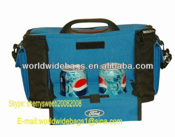 Cooler bag , Folding cooler bag , shoulder cooler bag
