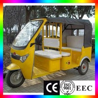Europe 2017 Electric Tricycle motorized rickshaw bajaj 3 wheeler Venus-SRX1