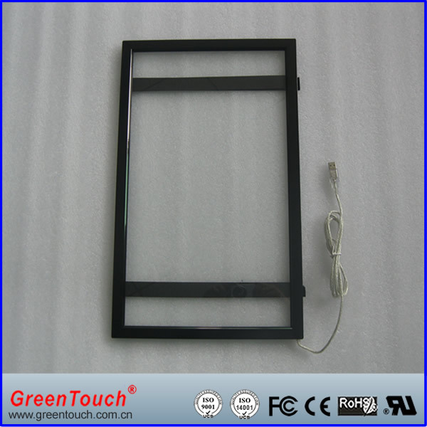 panel mount touch screen monitor/ir touch screen/touch monitor for karaoke
