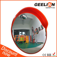 Outdoor Convex Mirror for Road Security,Acrylic Convex Mirror with PP Cover,Shatter Proof Convex Mirror
