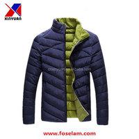 Mens Puffer Jacket Warm ODM Ski Parkas Low MOQ Plus Size 6XL Padding Garment Windproof Puffer Jacket