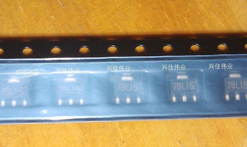 New L78L15ACUTR 78 l15 SOT89 patch three-terminal voltage regulator tube/plate = $<strong>1000</strong> to $90