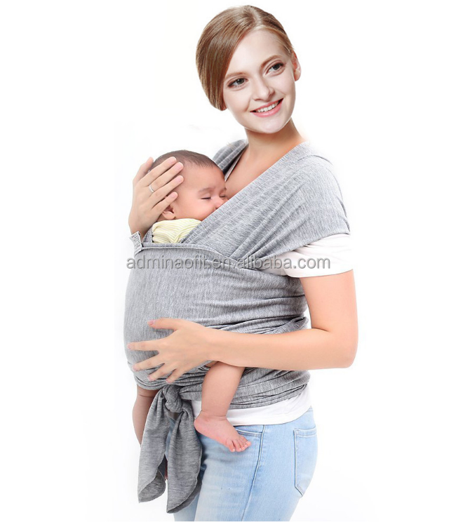 Multifunctional front and back baby cotton sling ,Most Cost Effective Organic Cotton Baby Wrap Carrier