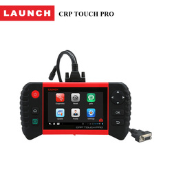 Car Scanner Launch CRP Touch Pro OBDII Diagnostic Full Function Support 4 Systems of Engine&Transmission&ABS&Airbag