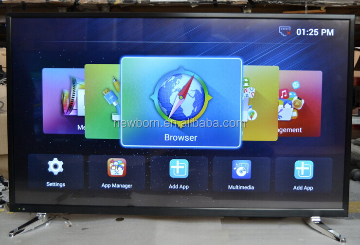 40 inch LED televisores full HD wholesale