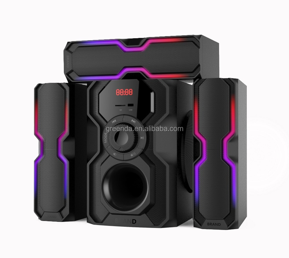 used home theater system music systems best selling woofer speaker,3.1 home theater system