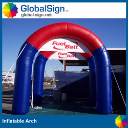 inflatable race archways event entrance arch