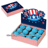 Uncle Sam Bakery Boxes