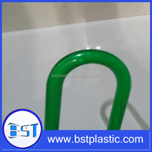 Transparent Hard PVC Plastic U Shape Water Pipe for Equipment