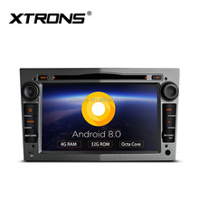 "XTRONS PB78OLOP 7"" Android 8.0 Octa core car dvd gps for opel corsa d/Astra H/with video interface, radio car usb for opel corsa"