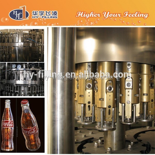 HY-Filling Carbonated Beverage Processing Types and Mixer Processing drink mixing machine