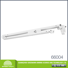 Motorized Outdoor Awning Retractable folding arm on sales