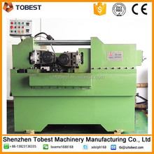 40T Tobest thread rolling machine thread making machine