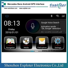 Android GPS Navigator Video Interface Compatible For Mercedes NTG5.0