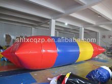 water blob jump, inflatable water catapult,water sports the blob