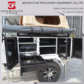 2015 Australia kit camper trailer mini trailer for camping