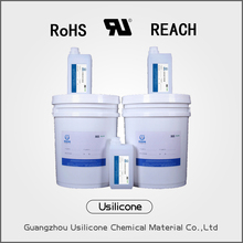 low viscosity good dielectronic two-pack RTV silicone rubber