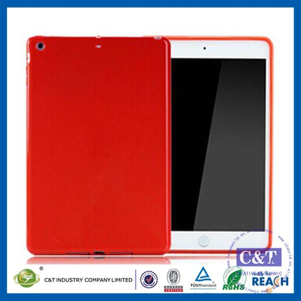 C&T Customized wholesale cheap tpu tablet case for ipad pro