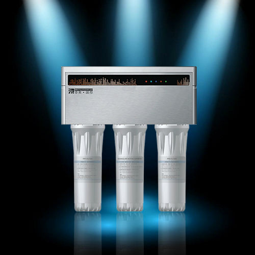 Aibote Direct flow ro water purifier with led display and micro computer control