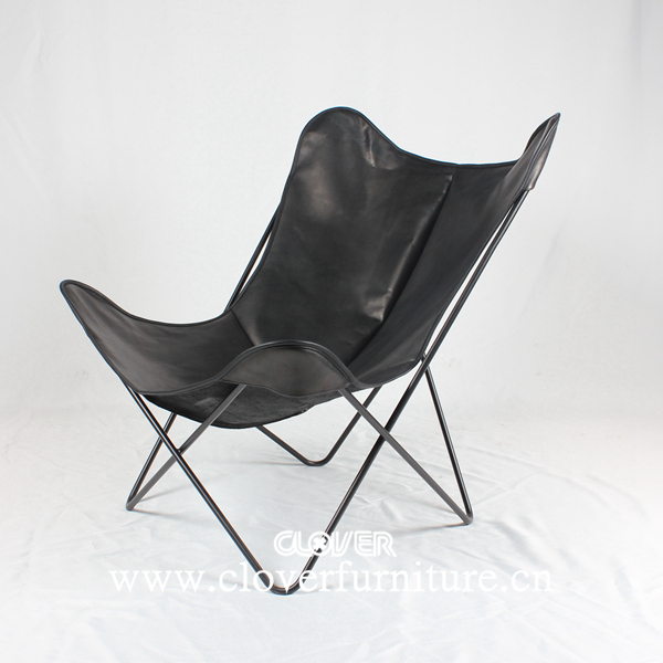 hardoy butterfly chair with stainless steel frame buy hardoy butterfly chair butterfly chair. Black Bedroom Furniture Sets. Home Design Ideas