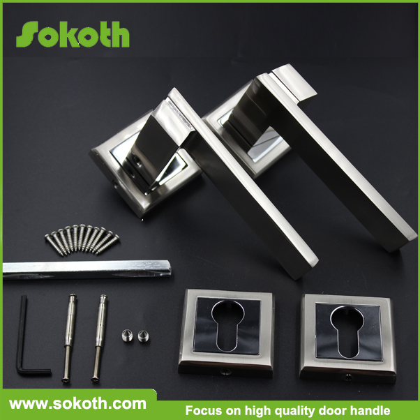 SOKOTH alibaba door <strong>handle</strong>,door <strong>handle</strong> on square rose,hotel door <strong>handle</strong>